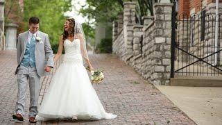 The Grand: Julie & Mark Cincinnati wedding video