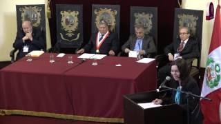 Tema: V CONGRESO INTERNACIONAL PRE-ALAS PERÚ 2017