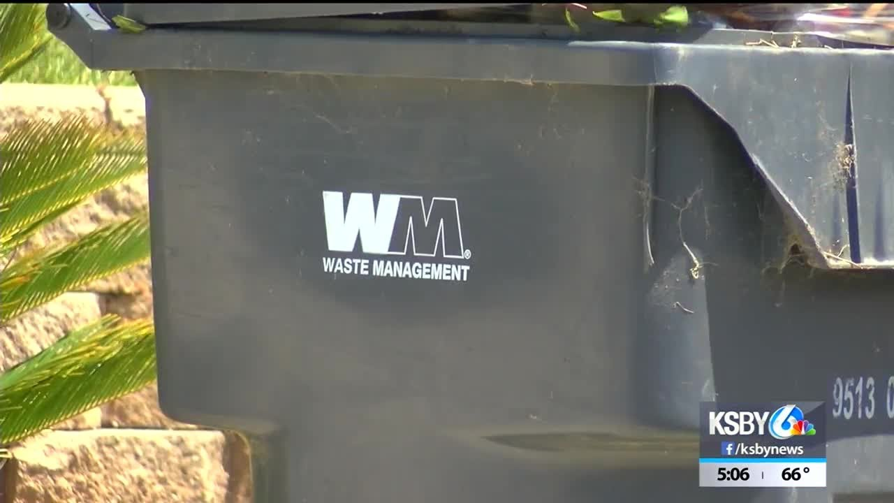Computer glitch causing concern among some Orcutt-area Waste Management  customers