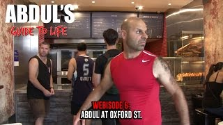 Abdul's Guide To Life Webisode 6: Abdul Goes To Oxford Street
