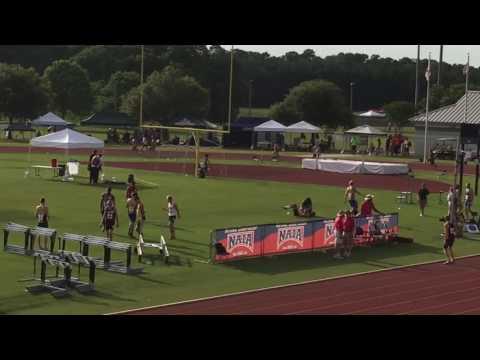 IWU Track NAIA National Championship 5/27/16