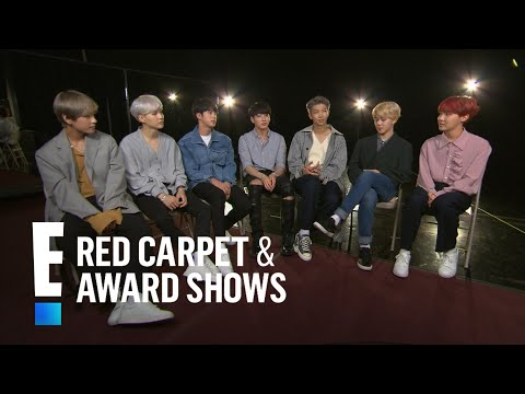 BTS Boys Reveal Fans' Weirdest Requests and More! | E! Red Carpet & Award Shows