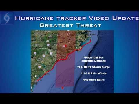 Hurricane Irene Will Impact the US as a Major Hurr...