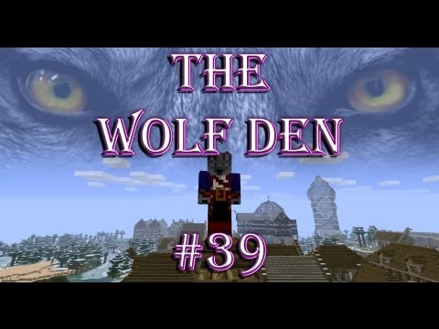 The Wolf Den - Cathedral #39 -  Great Glass Ceiling