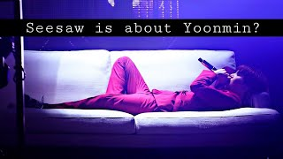 (TEORIA/THEORY) Seesaw is about Yoonmin? [PT/ESP/ENG]