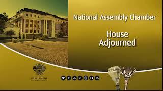 Plenary, National Assembly, 17 September 2019