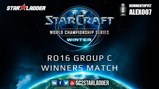 2019 WCS Winter EU - Ro16 Group C Winners Match: Elazer (Z) vs DnS (P)