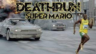 Cod 4 Mods: Death Run on Super Mario (Live Commentary/Gameplay)
