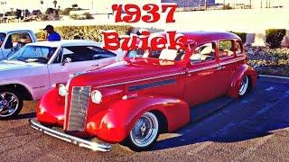 1937 Classic Buick Sedan Low Rider for Ziggy.