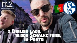 Porto travel vlog turned into a night with the Schalke 04 Eurofighters