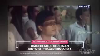 Download Video TRAGEDI BINTARO 1987 KERETA TABRAKAN MP3 3GP MP4