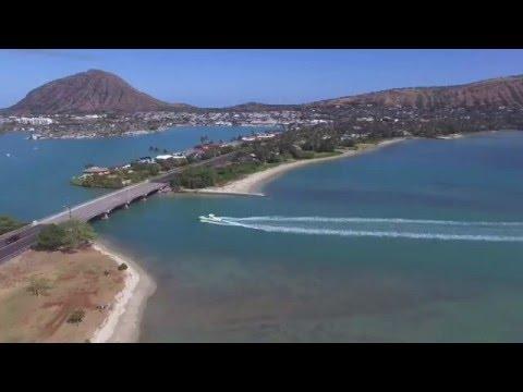 Honolulu Video Drone