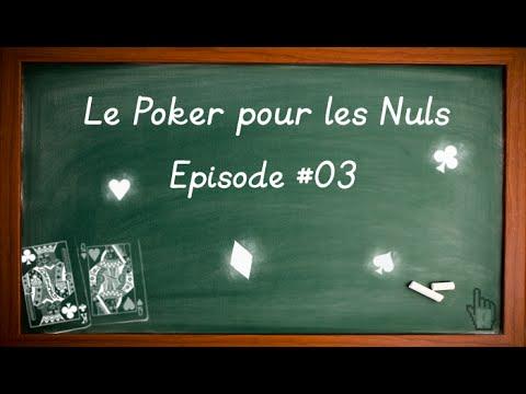 Le Poker pour les Nuls #03 : Les Formats de Jeux