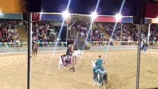 видео Рыцарский турнир в Сукко