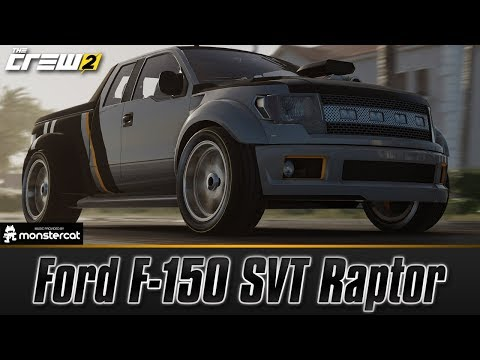 The Crew 2: Ford F-150 SVT Raptor | FULLY UPGRADED | ARE SUVS/TRUCKS ANY GOOD? (Part 6)