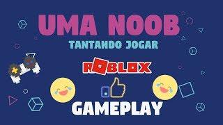 -Ein Noob versucht, ROBLOX-Ias Panda zu spielen