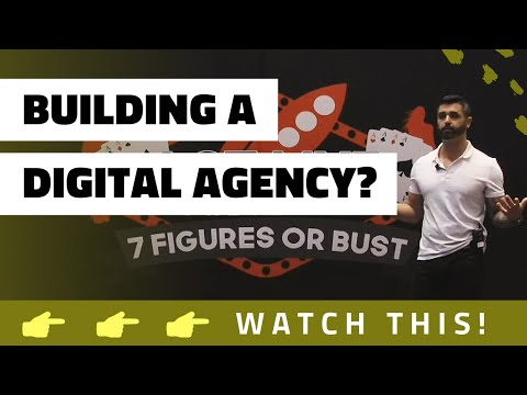 Building a Digital Agency? Watch This - Ryan Stewart Keynote