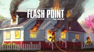 Flash point Fire Rescue Gameplay Impressions - XCOM Meets Board Game Firemen!