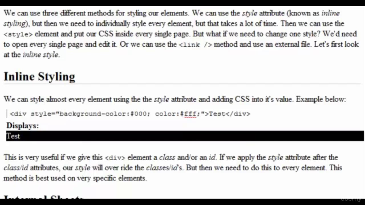 how to make style sheet