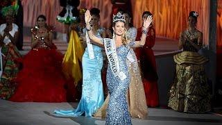 Espanha vence Miss Mundo 2015