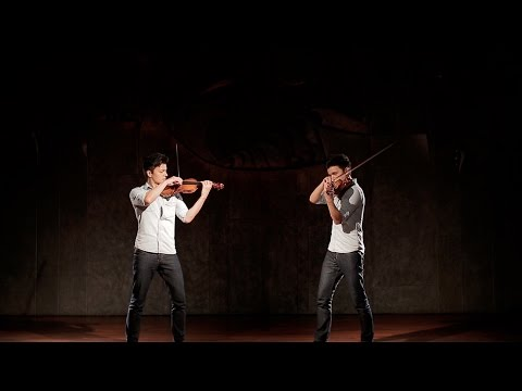 Christian Kim - Carmen Fantasy for two violins