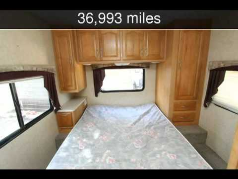 2006 Forest River Sunseeker 3100 Used Rvs - San Antonio,Texas