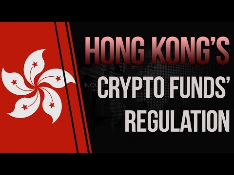 Hong Kong issues new rules to regulate crypto funds