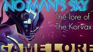 No Man's Sky ★ Game Lore ★ The Korvax!!