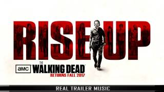 the walking dead season 7 episode 16 music ending scene