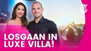 Yolanthe en Wesley verhuren luxe Ibiza-villa!
