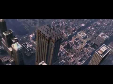 The Time Machine - Time travel scene HD