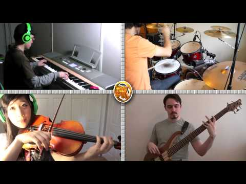 DK Island Swing - Donkey Kong Country - Performed by Tetrimino