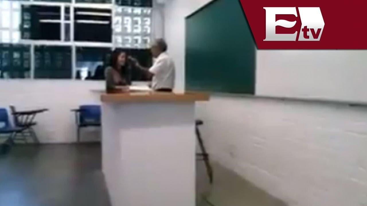 Maestro de danza abusa sexualmente de alumna video