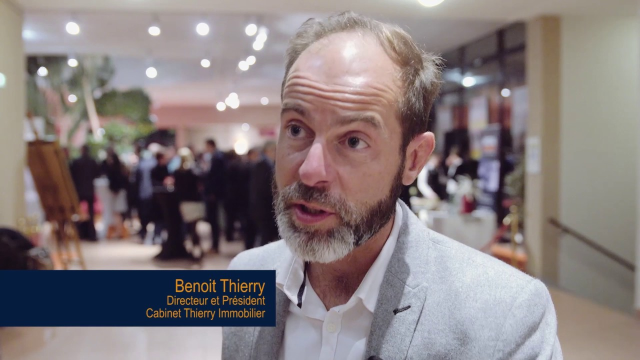 Interview de Benoit Thierry - PDG Thierry immobilier - Digital ...