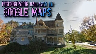 Inquietante hallazgo en GOOGLE MAPS Free HD Video