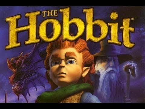 The Hobbit All Cutscenes (Game Movie)