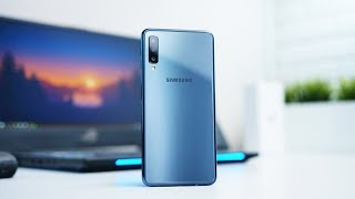 Download Video Cuma 1 yang bikin sebel... Review Samsung Galaxy A7 (2018) MP3 3GP MP4