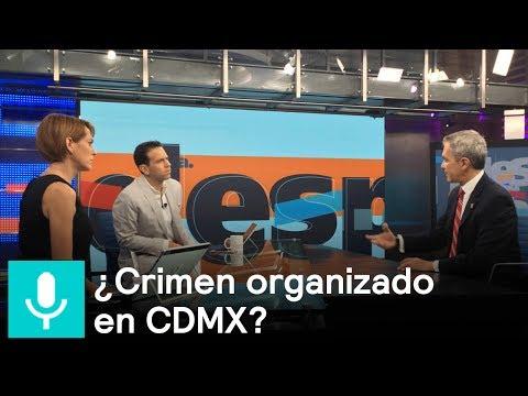 Tláhuac y el crimen organizado, Miguel Ángel Mancera habla en Despierta - Despierta con Loret