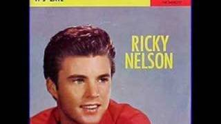 Never be anyone else but you - early Ricky Nelson (cover)