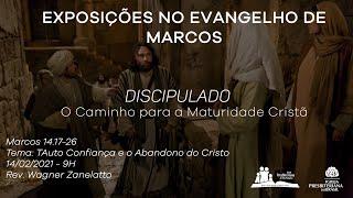 Culto Dominical - 14/01/2021 - Rev. Wagner Zanelatto