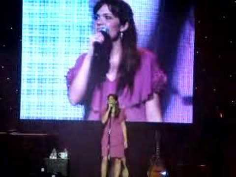 Mandy Moore - Only Hope (Live in Eastwood)