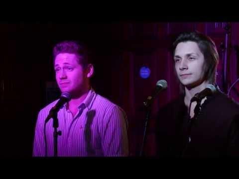 Thomas J. Redgrave and David Ribi sing Scott Alan's 'STAY' at 'Farewell Concert