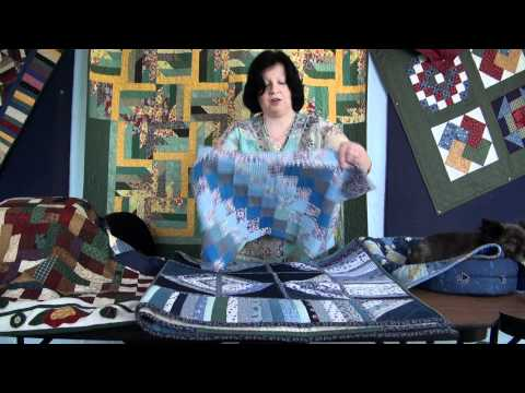How To: Combing A Variety of Fabrics In Quilts.