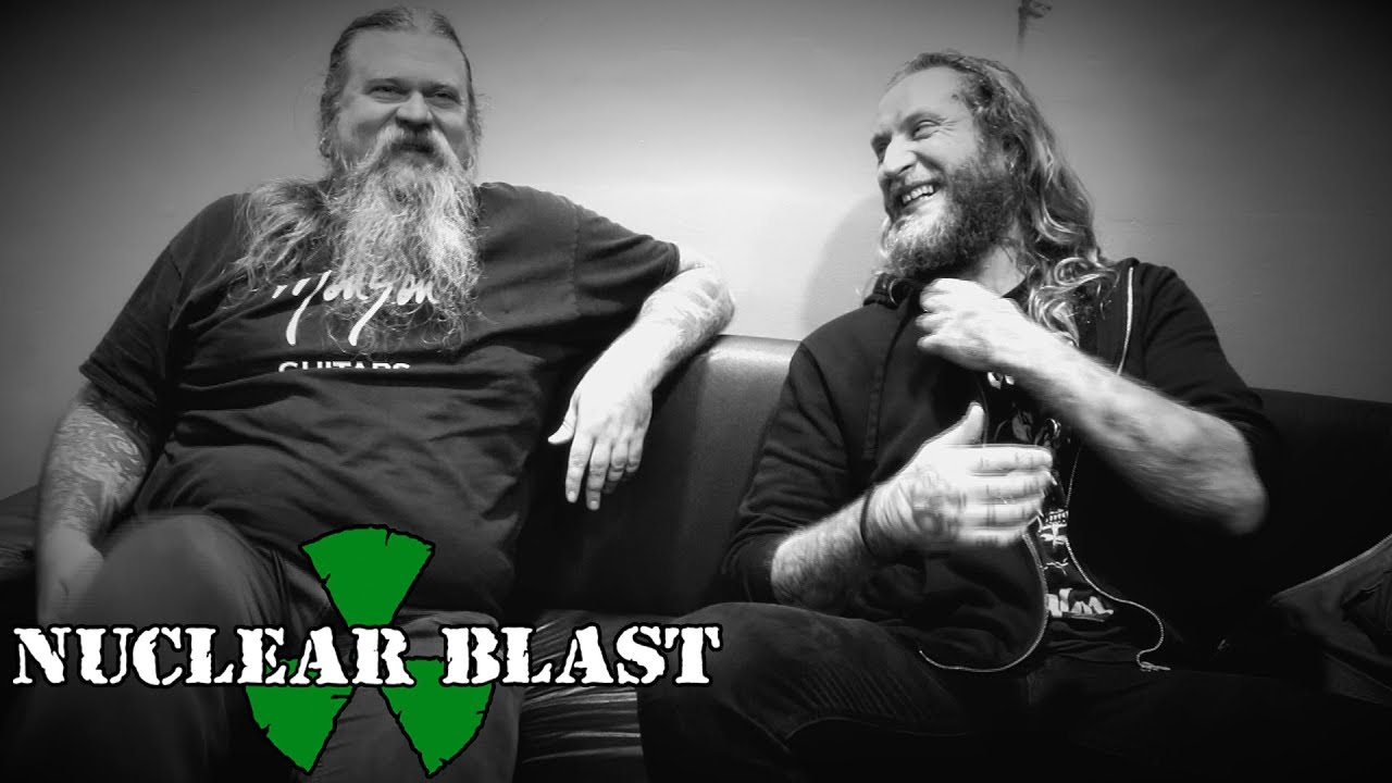 ENSLAVED — Ivar and Frode from Krakow on their favourite scary movies (OFFICIAL TRAILER)