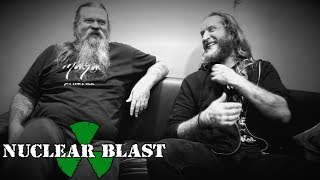 ENSLAVED – Ivar and Frode from Krakow on their favourite scary movies (OFFICIAL TRAILER)