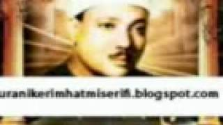 Abdulbasit Abdussamed - (FULL-200 Ayet) Al-i İmran Suresi dinle