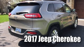What I love and hate about the 2017 Jeep Cherokee Limited crossover
