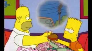 I Simpson 7x06 - Le chiappe chiappone di Homer