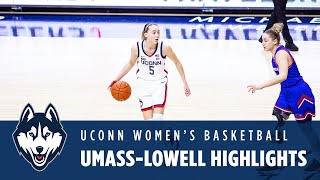 Storrs, conn. – paige bueckers notched 17 points, nine rebounds, five assists and steals in her collegiate debut as the no. 3 uconn women's basketball t...