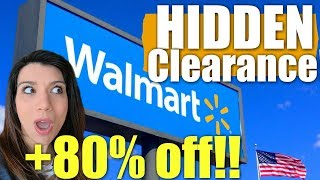 Walmart HIDDEN CLEARANCE! Secret Deals NO COUPONS NEEDED! I Found 80% OFF VIDEO GAMES!